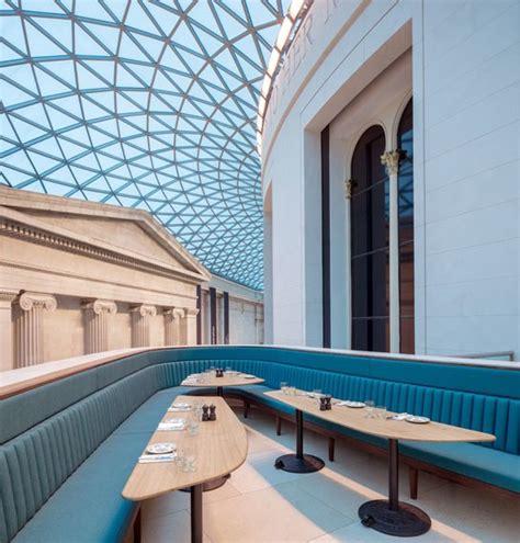 restaurants near design museum london london design firm softroom renovates the british museum s