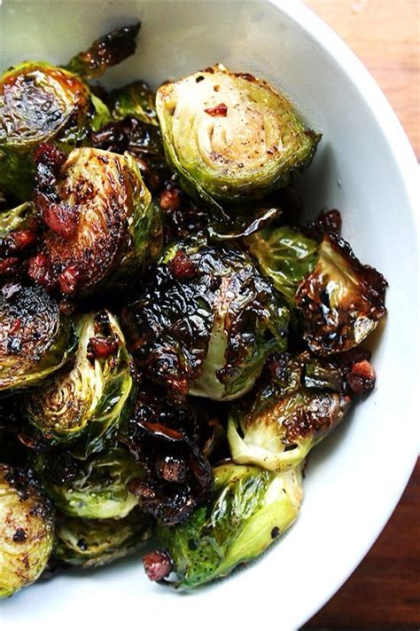 ina garten dinner recipes ina garten s balsamic brussels sprouts recipe ina