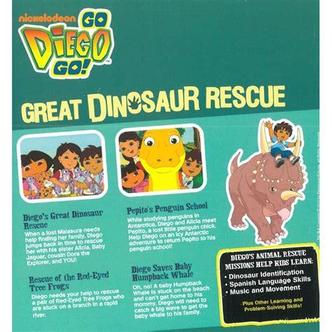 great rescue go diego go great dinosaur rescue