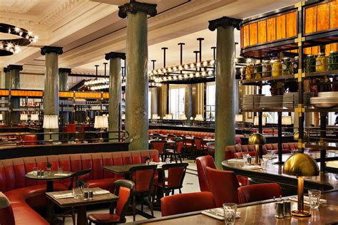 The Holborn Dining Room holborn dining room review adds class to commuterville