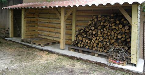 Construire Un Abris Pour Le Bois 4634 by Abri Bois Exterieur Les Cabanes De Jardin Abri De