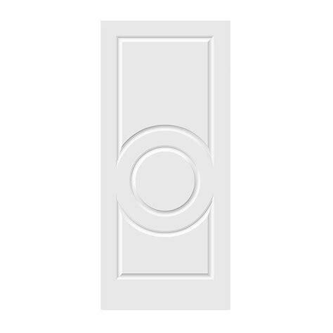 3 Panel Interior Doors Home Depot Jeld Wen 36 In X 80 In C3140 Primed 3 Panel Solid