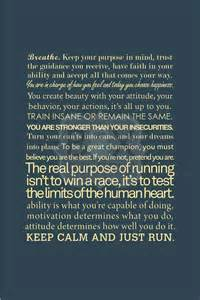 Running Motivation Quote