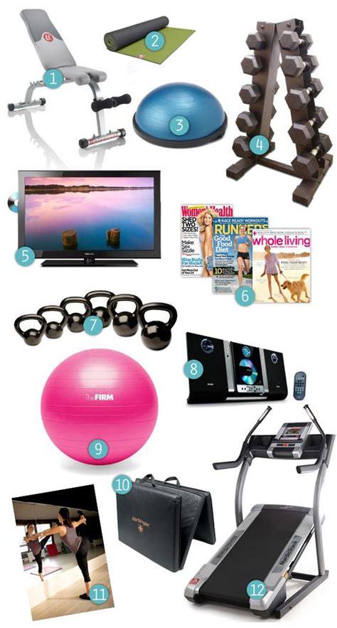 wish list the ultimate home home gyms and wish list