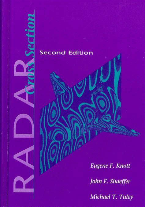 radar cross section handbook rcs book