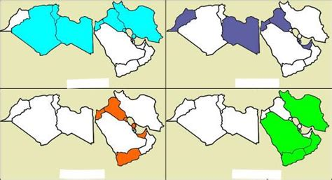 what does each color what are these maps of what does each color represent