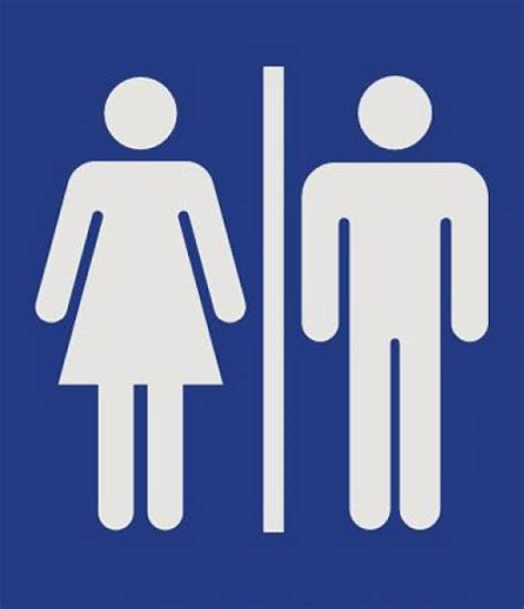 Signs Of A Closeted by Wc Symbol Clipart Best