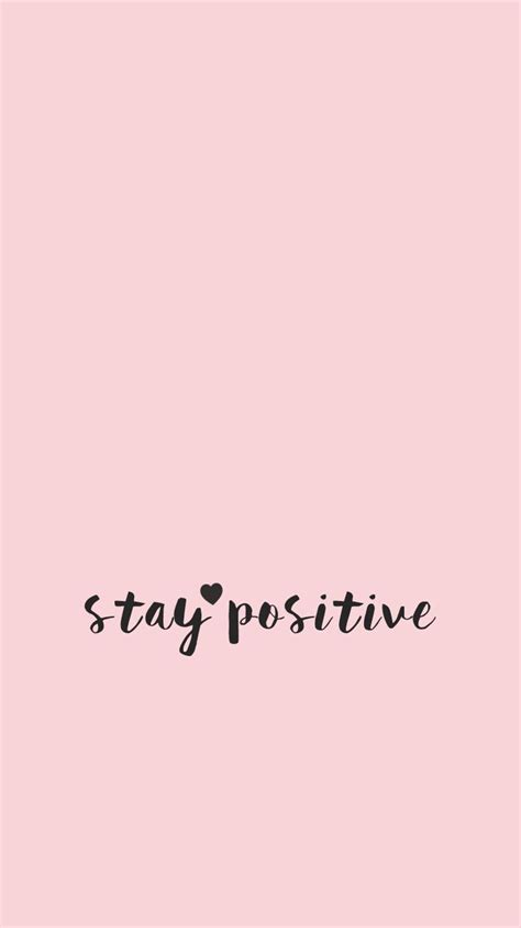 girly wallpaper with quotes wallpaper minimal quote quotes inspirational pink