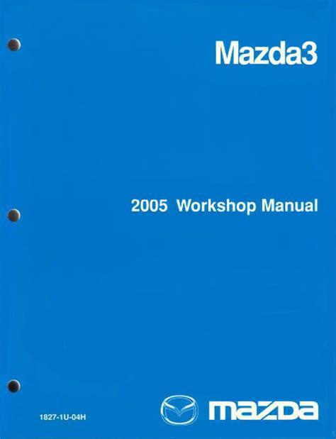 service repair manual free download 2005 mazda b series transmission control mazda books manuals from books4cars com