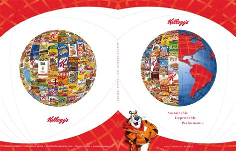 Kellogg Mba Sustainability by Kellogg Annual Reports 2007