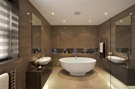 Modern Style Bathroom Modern Bathroom Designs Interior Design Design News And Architecture Trends
