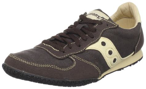 saucony sneakers mens saucony mens bullet sneaker in brown for lyst