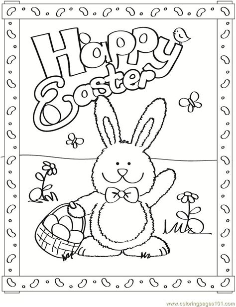 coloring pages easter pdf free easter bunny coloring page free easter bunnies