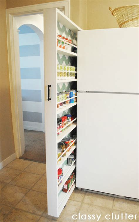 Kitchen Pantry On Wheels by Iheart Organizing Reader Space Secret Storage