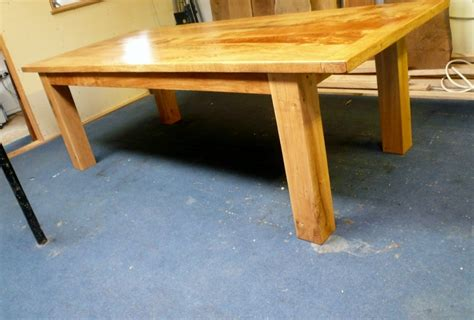 Handmade Oak Tables - oak handmade table quercus furniture