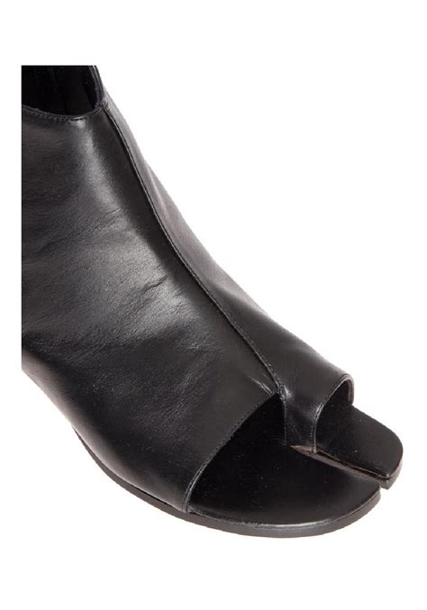 Maison Margiela Ankle Boots maison margiela s ankle boots in black leather