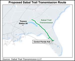 sabal trail files for project to diversify florida gas