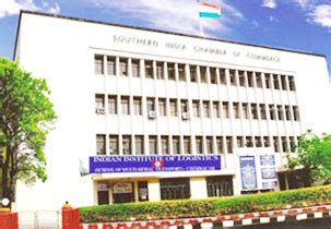 Mba In Shipping And Logistics Colleges by Indian Institute Of Logistics Iil Chennai Student