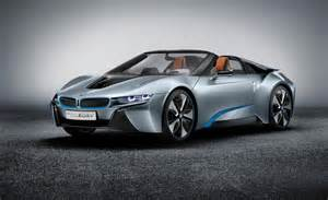 bmw new car i8 new bmw i8 spyder concept car in 2016