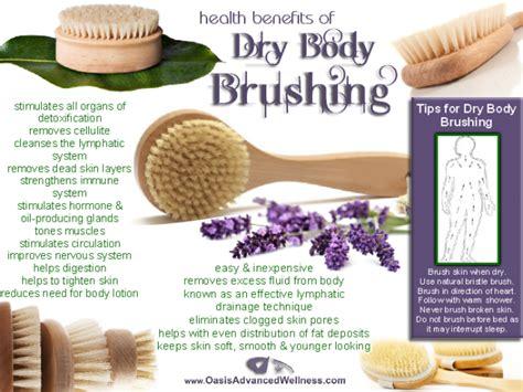 How To Skin Brush For Detox by Skin Brushing Health Benefits 527935 650x488