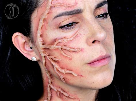 color fx makeup infection malignant fx makeup effect quir 243 s