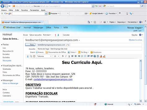 Modelo De Curriculum Vitae Para Niños Ver O Meu Email Do Hotmail Wroc Awski Informator Internetowy Wroc Aw Wroclaw Hotele Wroc