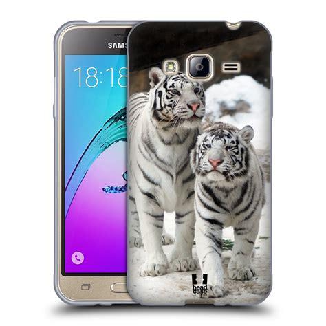 Samsung Galaxy J3 Pro Softcase Motif designs animals soft gel for samsung