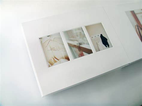 matted photos elegant matted book wedding album by mango studios