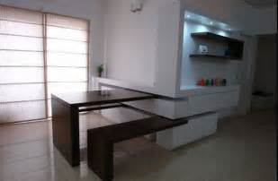 Hideaway Kitchen Table Hide Away Table The Tiny