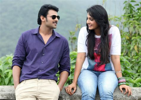 Prabhas, Anushka Shetty in Mirchi Movie HD Images - Oh ...