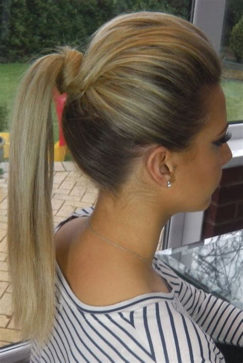 ponytail haircut where to position ponytail 116 best images about work hairstyles on pinterest
