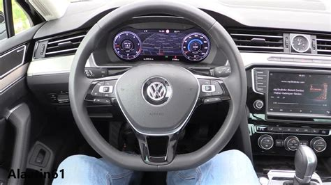 Volkswagen Passat 2017 Interior Review Test Drive