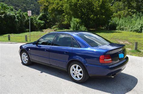 Audi A4 1 8t Quattro by Audi A4 1999 5 Audi A4 B5 1 8t Quattro Manual 117k