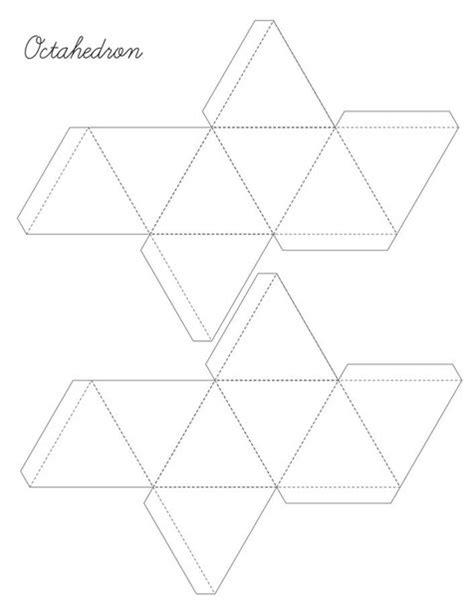figuras geometricas moldes para imprimir moldes de figuras geom 233 tricas para armar e imprimir