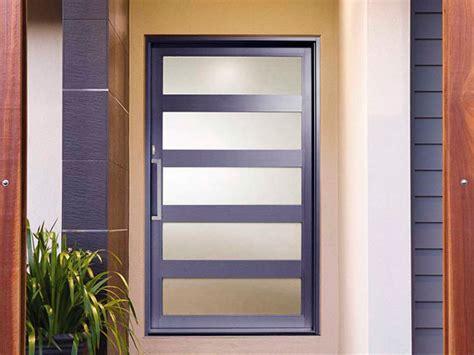Statesman Aluminium Pivot Door Entry Door Stegbar Aluminium Exterior Doors