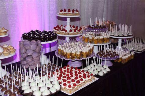 Tips para una mesa de postres de bodas   LaCelebracion.com
