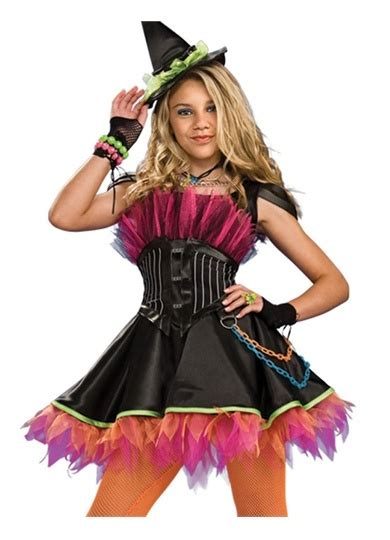80s punk costume ideas teen punk rock 80s goth witch girls halloween costume me