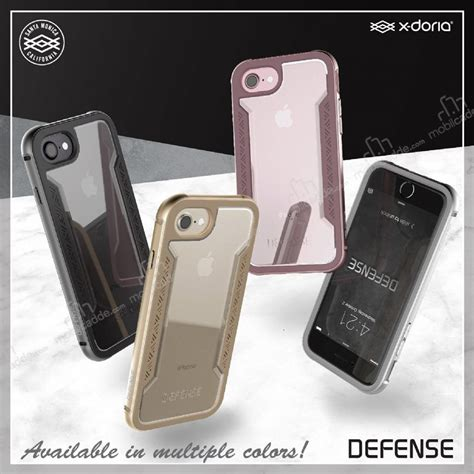 X Doria Defense Shield Iphone 7 Plus Silver x doria defense shield iphone 7 8 ultra koruma silver k箟l箟f
