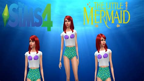 mermaid the sims wiki wikia sims 4 how to make a mermaid hairstylegalleries com