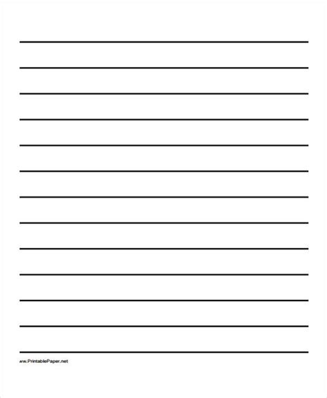 wide lined writing paper 25 free lined paper templates free premium templates