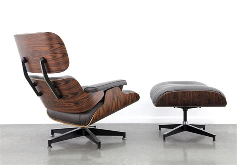 grey lounge chair and ottoman eames lounge chair ottoman in brown grey leather