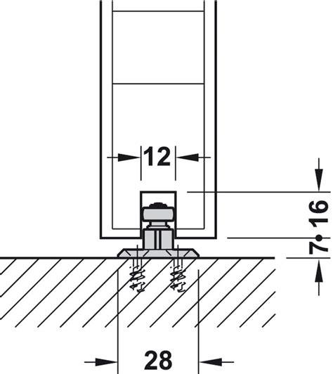 100 Doors Floor 60 - sliding door fitting eku porta 60 100 hc set in the