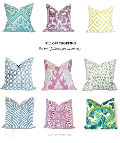 Best Pillows On by The Best Pillows On Etsy