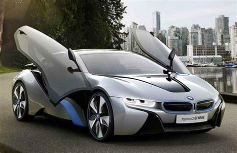 bmw electric car wallpapers