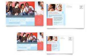 Marketing Postcard Templates by Marketing Agency Postcard Templates Professional Services