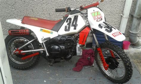 Cbell Pw Xbody yamaha pw 80 for sale in ballyvolane cork from gavin craven