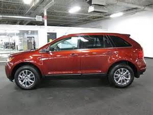 2014 Ford Edge Colors 2014 Ford Edge In Sunset Color Products I