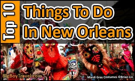 top 10 things to do in new orleans best sights