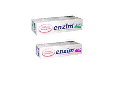 Pasta Gigi Enzim Orthodontic produk enzim enzim dewasa