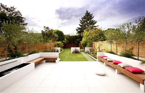 Backyard Patio Landscaping Ideas Narrow Garden Design Ideas The Beautiful Home Garden Trends